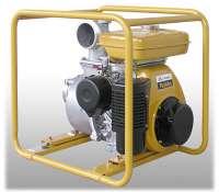 Бензиновая мотопомпа ROBIN SUBARU PTX401 (PTG405)
